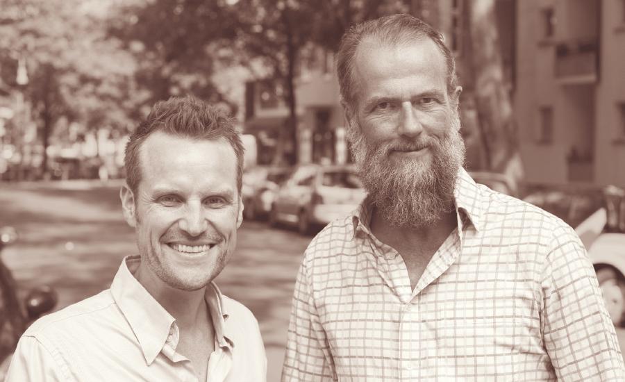 Helmut Adam and Eric Hopf